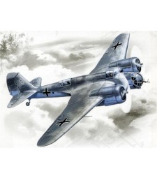 1:72  Avia B-71 WWII German Air Force Bomber