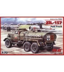 1:72 ZiL-157, Fuel Truck