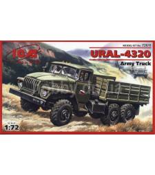 1:72 URAL-4320, Army Truck