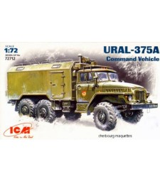 1:72 URAL-375A Command Vehicle