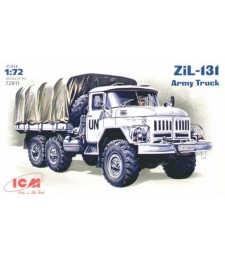 1:72 ZiL-131 Army Truck