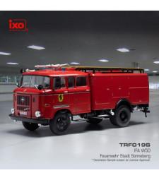 IFA W50, fire brigade city Sonneberg