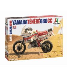 1:9 YAMAHA TENERE' 660cc 1986
