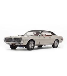 1968 Mercury Cougar XR7G Fawn Beige
