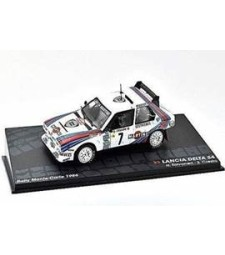 LANCIA DELTA S4 H. Toivonen - S. Cresto Rally Monte-Carlo 1986 - Passione Rally Collection