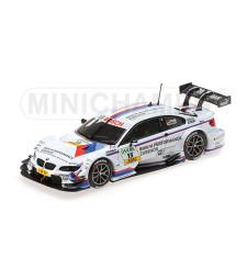 BMW M3 #15 DTM 2013 Team RMG - Martin Tomczyk