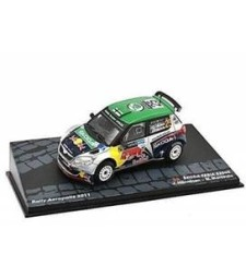 SKODA FABIA S2000 J. Hanninen - M. Markkula Rally Acropolis 2011 - Passione Rally Collection