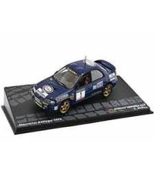 SUBARU IMPREZA 555 C. McRae Memorial Bettega 1993 - Passione Rally Collection