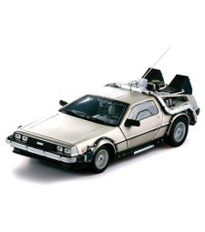 De Lorean - Back to the Future` Part I (Stainless Steel)
