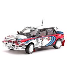 Lancia Delta HF Integrale 16V - #6 J.Kankkunen & J.Piironen - Winner 1991 Rally Safari Kenya