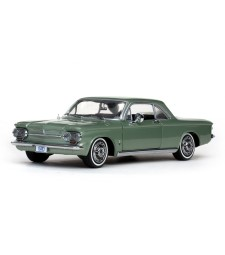 1963 Chevrolet Corvair Coupe - Laurel Green