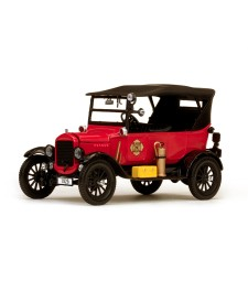 Ford Model-T Touring Fire Chief – Red 1925