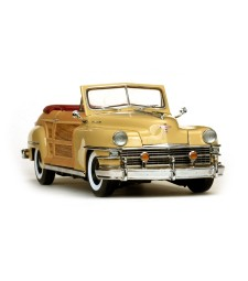 1948 Chrysler Town & Country - Yellow Lustre