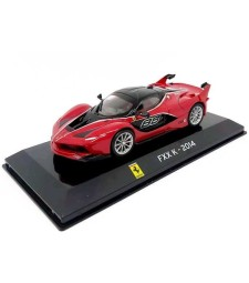 Ferrari FXX K, Red