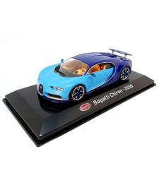 Bugatti CHIRON 2016 (Supercar Collection)