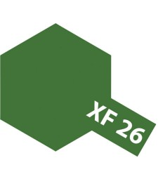 XF-26 Deep Green - Acrylic Paint (Flatt) 23 ml