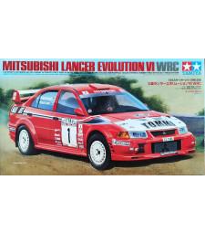 1:24 Lancer Evolution VI WRC