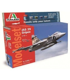 1:72 SAAB JAS 39 Gripen – Model Set