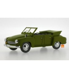 Wartburg 311-4 kubel 1957 green