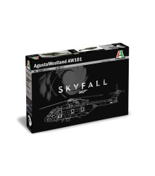 1:72 AgustaWestland AW-101 ''SKYFALL'' 007 movie