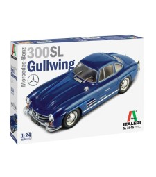 1:24 MERCEDES BENZ 300 SL GULLWING