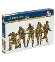 1:72 U.S. Infantry 90s - 50 figures