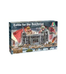 1:72 BATTLESET: BERLIN 1945 - BATTLE FOR THE REICHSTAG