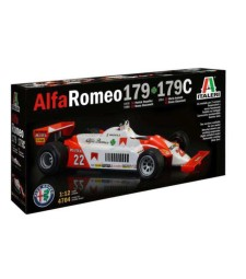 1:12 Alfa Romeo 179 and 179C