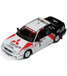 MITSUBISHI GALANT VR-4 EVO #5 A.Vatanen-B.Belglund RAC 1988