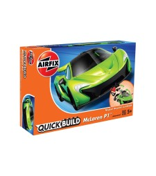 QUICKBUILD McLaren P1 new colour - Snap Fit