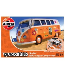 QUICKBUILD VW Camper Van 'Surfin'