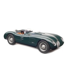 CMC Jaguar C-Type, 1952, British Racing Green