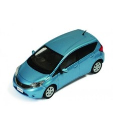 NISSAN NOTE 2012 Blue
