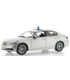 INFINITI G35 Sedan 2007 Honolulu Police (version 1)