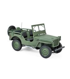 Jeep 1942 - Green