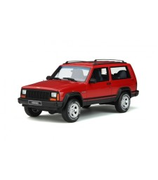 JEEP CHEROKEE SPORT  FLAME RED, 1995