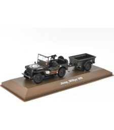 Jeep Willys MB (WWII Collection by EAGLEMOSS)