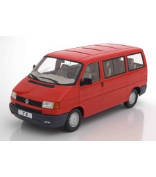 VW bus T4 Caravelle 1992 red Limited Edition 750 pcs.