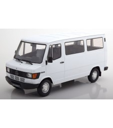 Mercedes 208 D bus 1988 white Limited Edition 750 pcs.