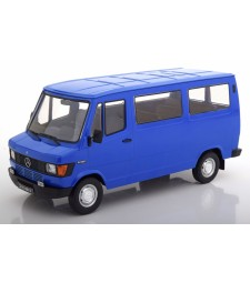 Mercedes 208 D bus 1988 blue Limited Edition 750 pcs.