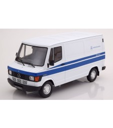 Mercedes 208 D transporter Mercedes Service 1988 white/blue Limited Edition 500 pcs.