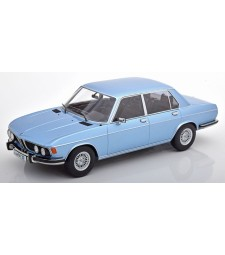 BMW 3.0S E3 2. Series 1971 lightblue-metallic Limited Edition 1250 pcs.