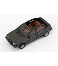 LANCIA DELTA Selene Semi-Convertible 1983 Dark Grey - Resin