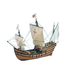 1:65 La Pinta - Wooden Model Ship Kit