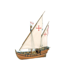 1:65 La Nina - Wooden Model Ship Kit
