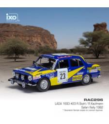 Lada 1600, No.23, Rally WM, Rallye Safari R.Stohl/R.Kaufmann, 1982