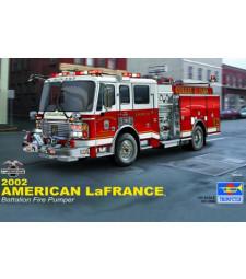 1:25 American LaFrance Eagle Fire Pumper2002