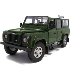 Land Rover Defender 110 TD5 Wagon - bronze green with white roof