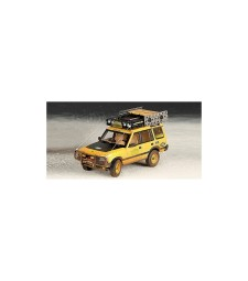 """LAND ROVER DISCOVERY - 5-DOOR - """"""""CAMEL TROPHY"""""""" KALIMANTAN 1996 - DIRTY VERSION"""