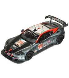 ASTON MARTIN DBR9 Le Mans'08 #59 30th C.Fittipaldi / T.Borcheller / J.Menten